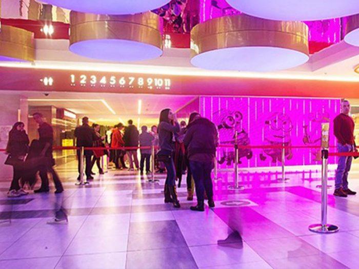 Cineplexx bioskopi Srbija