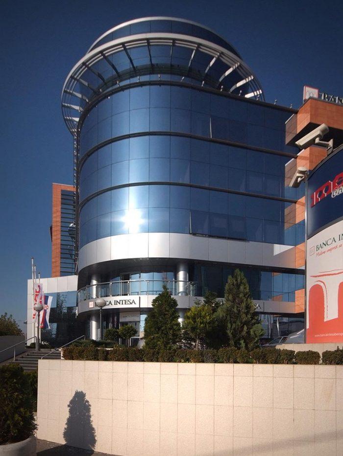Poslovna zgrada Imel, Beograd