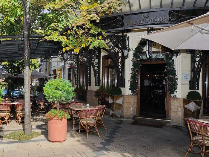 Restoran Le Petit Paris