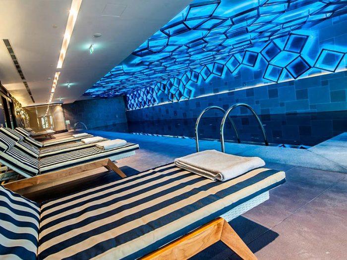 SPA hotela Metropol Palace, Beograd